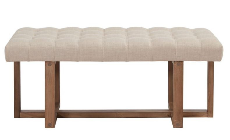 Travis bench . Beige or Grey