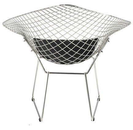 Bertoia with arms
