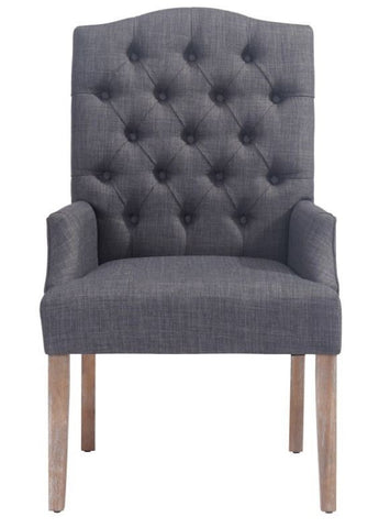Lucian arm chair Grey or Beige