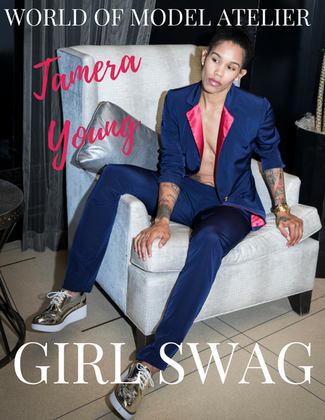 WNBA COVER STAR TAMERA YOUNG