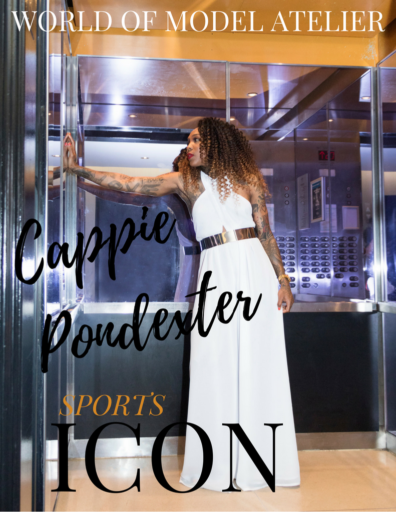 WNBA COVER STAR SERIES CAPPIE PONDEXTER