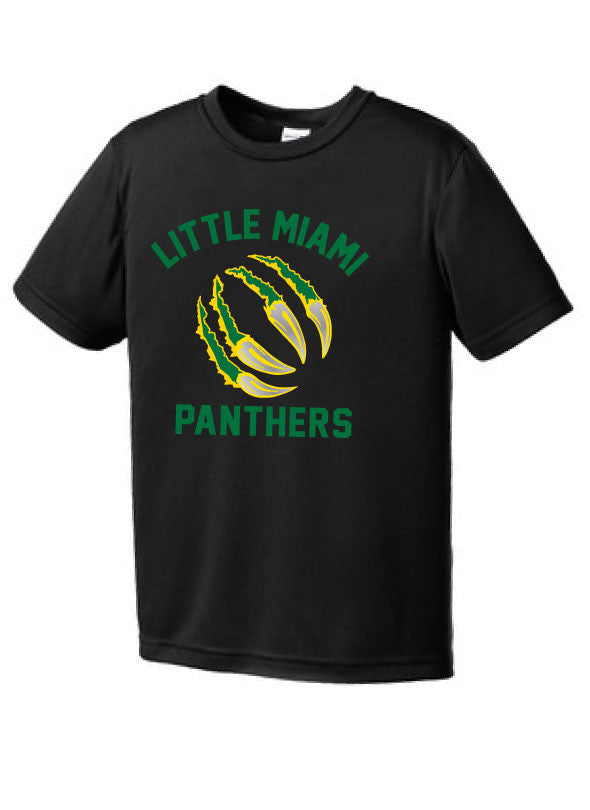 e8465767f226 LM Panthers LMYFC CLAW Youth Performance Short Sleeve Shirt –  Royal7-LMPanthers