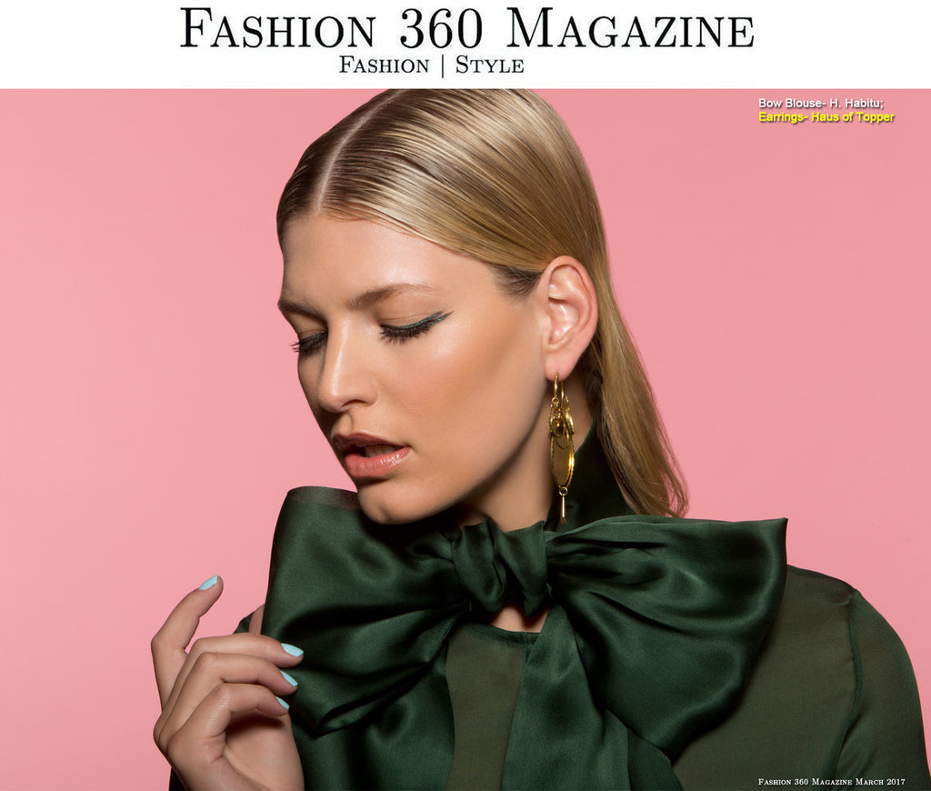 HoT Press: Fashion 360 Magazine