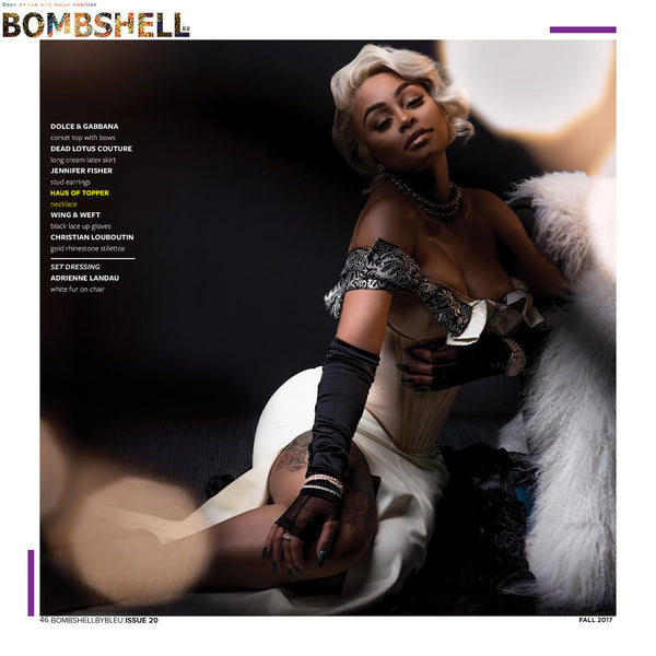 HoT Press: Bombshell by Bleu