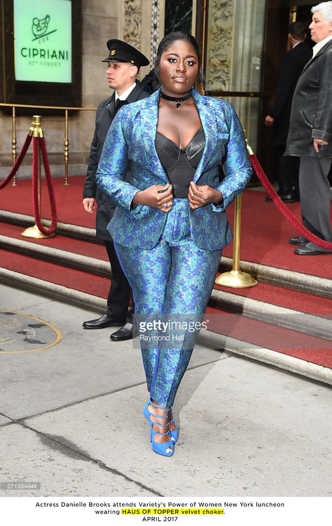 HoT  Celebrity sighting: Danielle Brooks