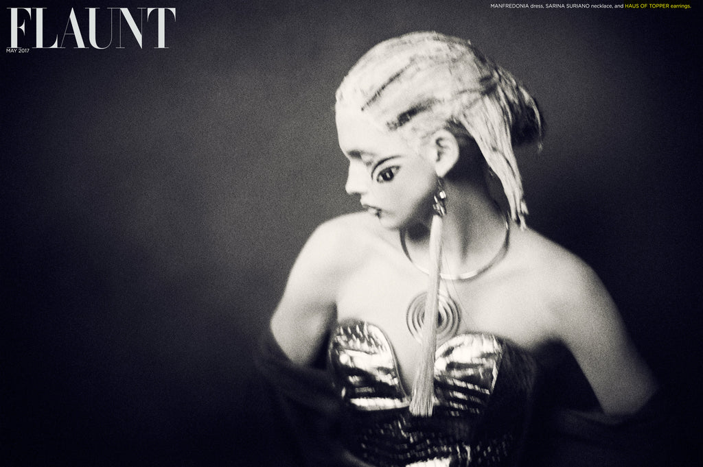 HoT Press: Flaunt Magazine