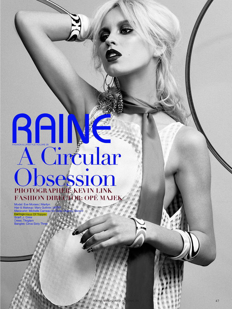 HoT Press: Raine  Magazine