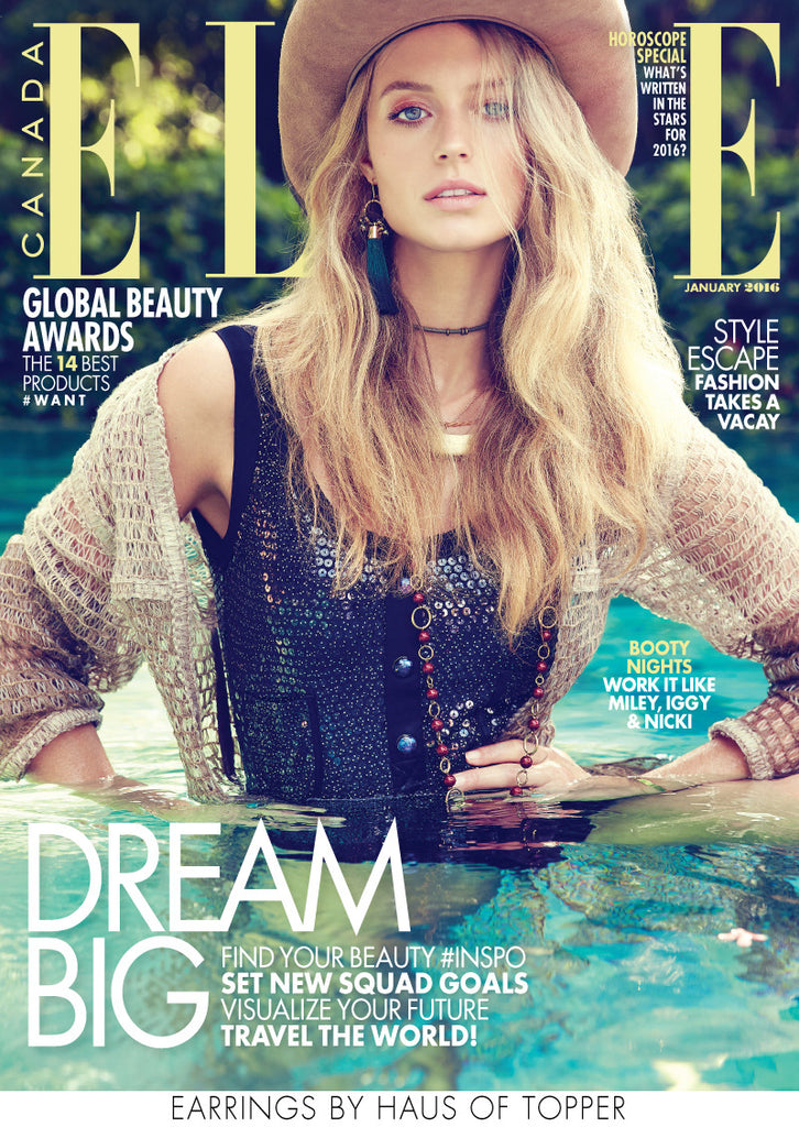 HoT Press: Elle Canada