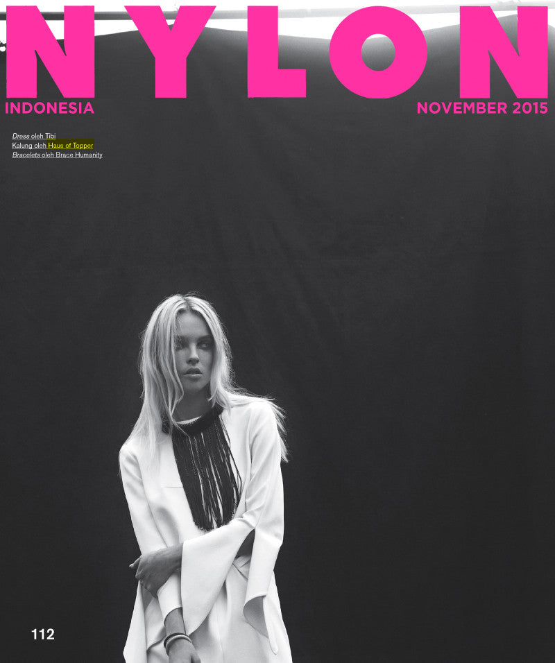 HoT Press: Nylon Indonesia