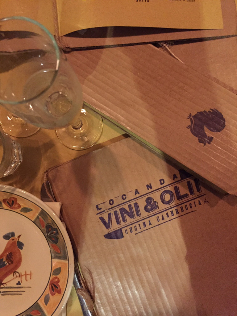Date Night: Locanda Vini & Olii