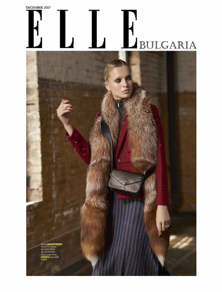 HoT Press: Elle Bulgaria