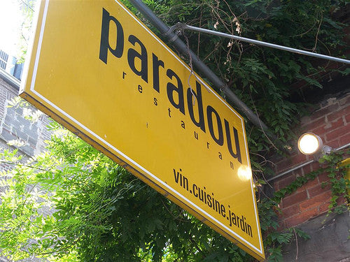 Brunch Eats- Paradou