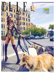 Haus of Topper styled by Lisa Smith Craig in Elle magazine
