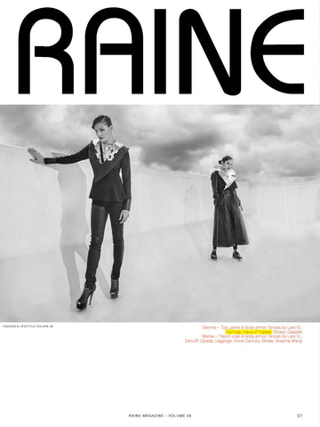 Raine Magazine September issue