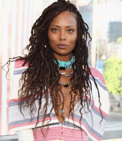 Eva Marcille hitting up events leading up to the BET awards
