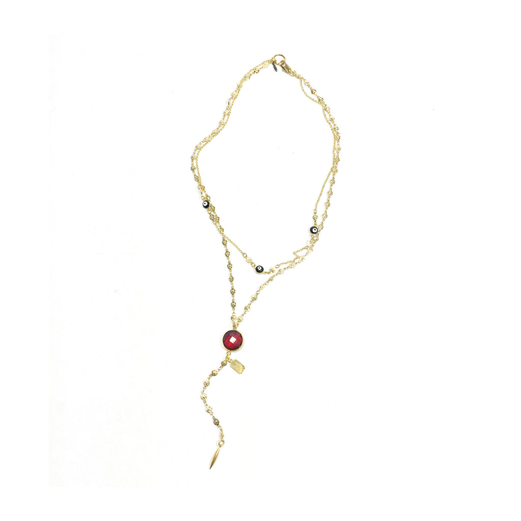 tate necklace - Haus of Topper