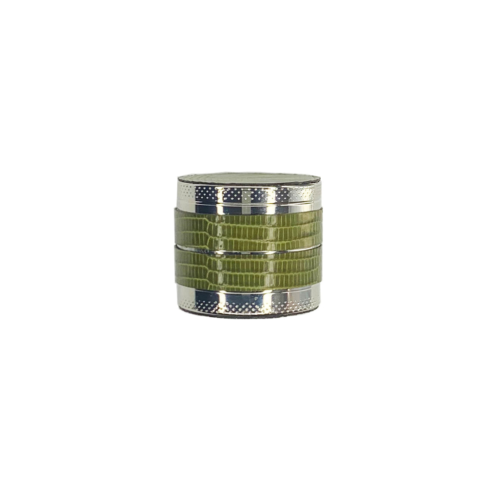 Mini Olive Green Lizard Grinder