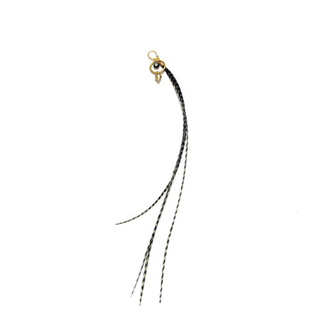 Topper Feather Earring
