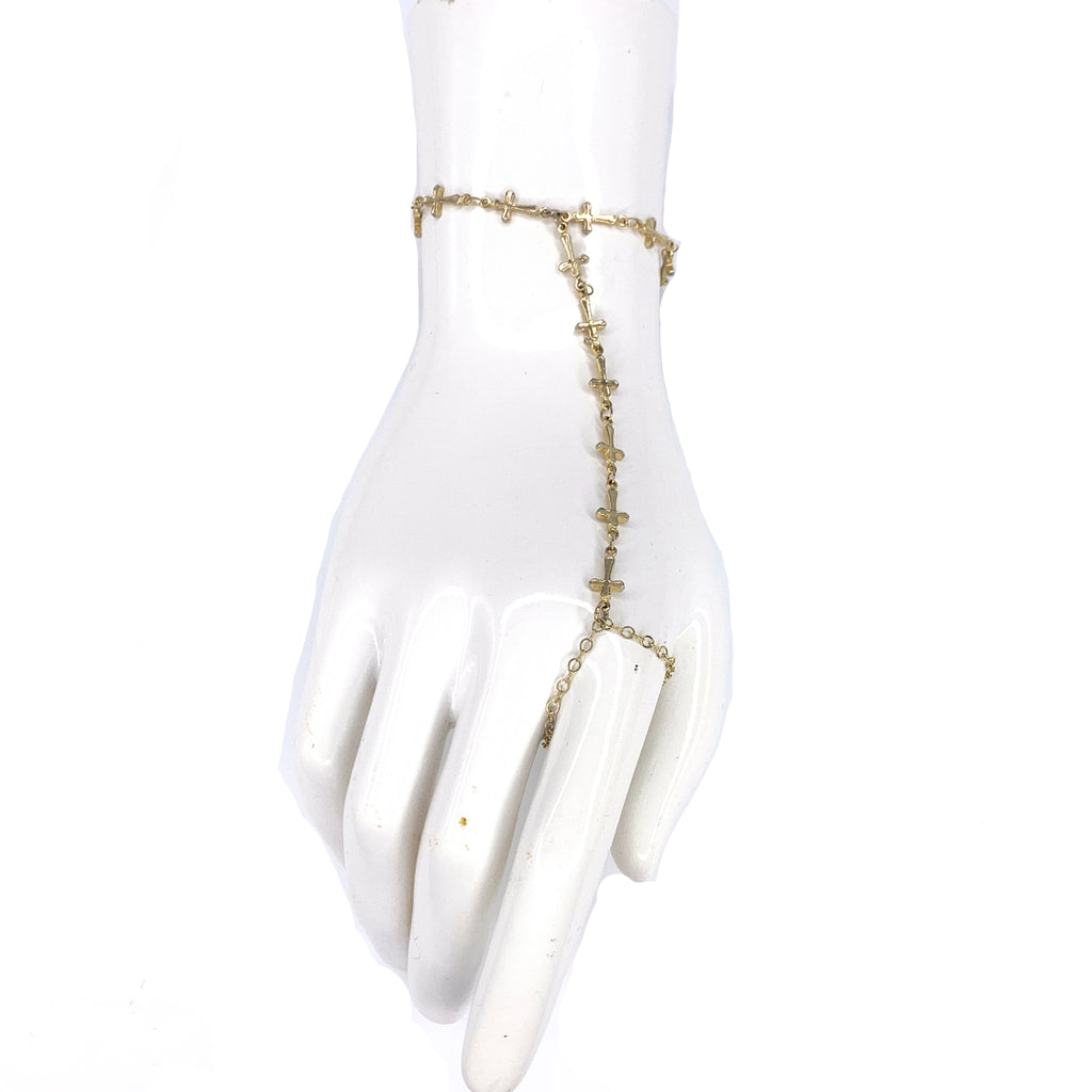 Cross Chain Hand Harness