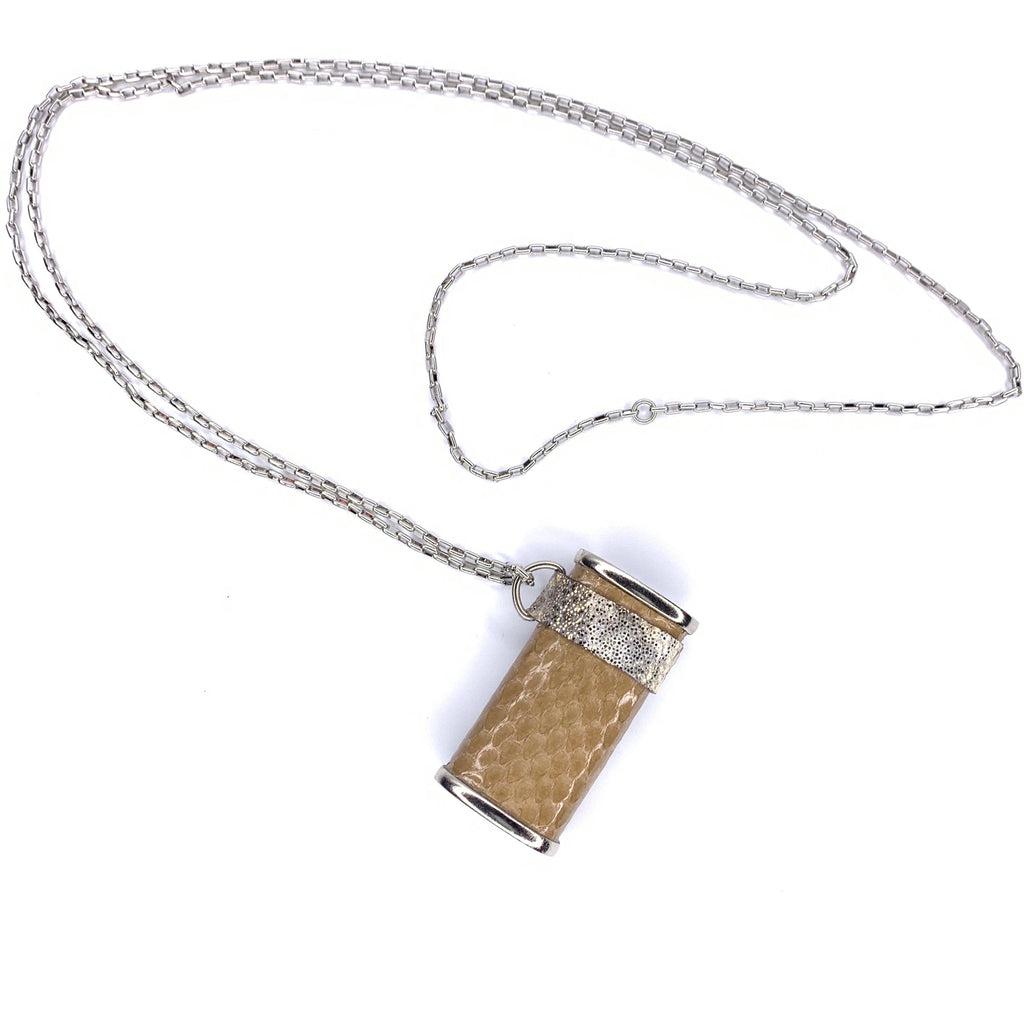 Lighter Cover Necklace