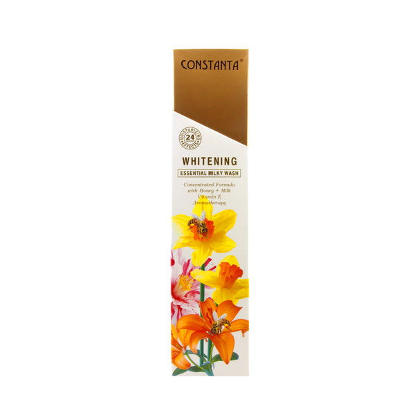 Constanta Whitening Essential Milky Wash - Tan & Lo