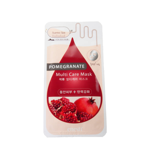 Enesti Suanbo Spa Multi Care Pomegranate Mask