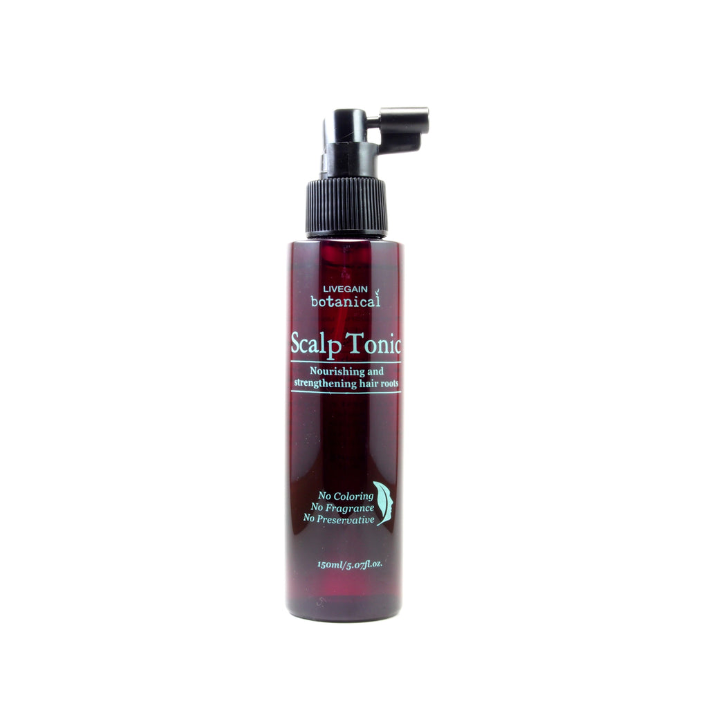 Livegain Botanical Scalp Tonic - Tan & Lo