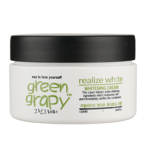 Mom's Recipe Green Grapy Whitening Cream