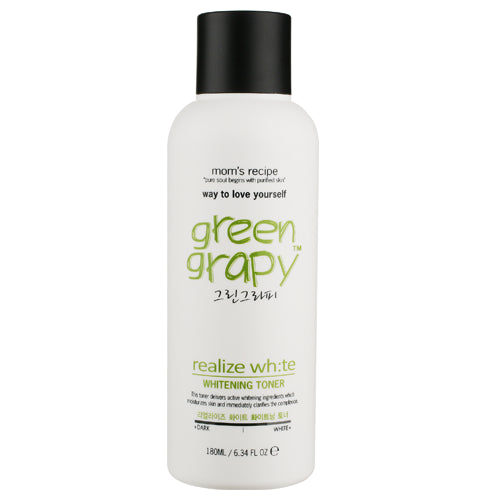 Mom's Recipe Green Grapy Whitening Toner