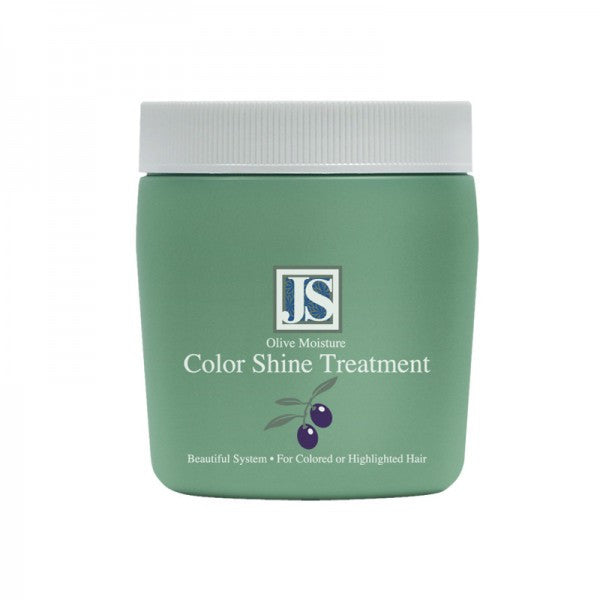 JS Olive Moisture Colour Shine Treatment