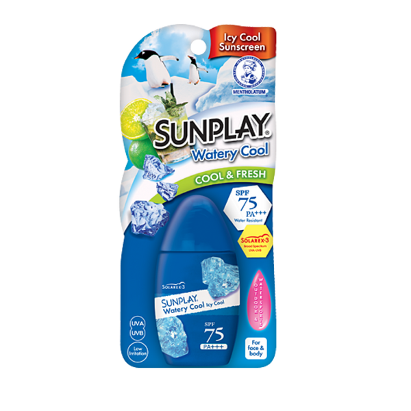 Sunplay watery cool