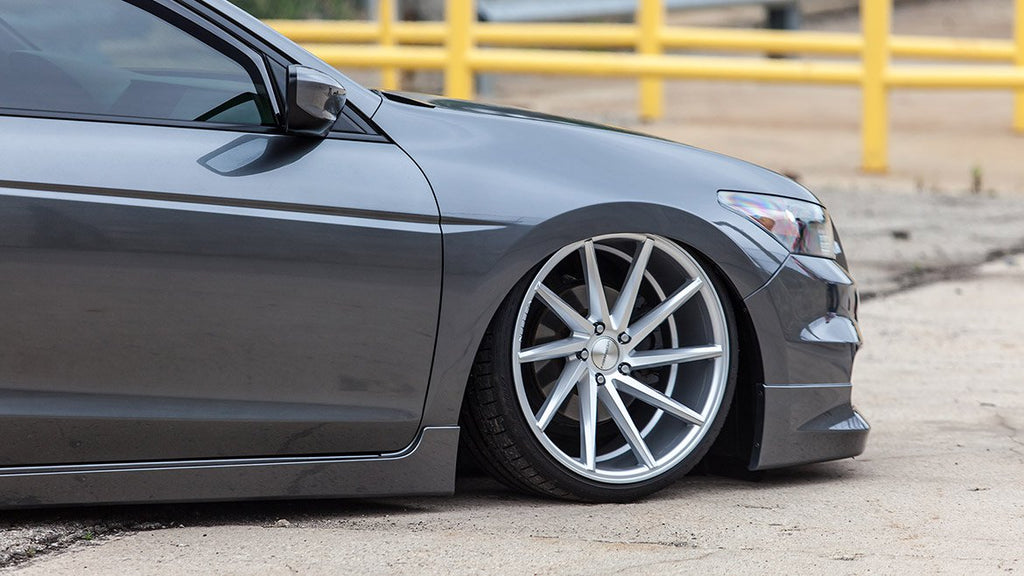 08-12 Honda Accord Air Lift Performance 3P Air Ride Kit