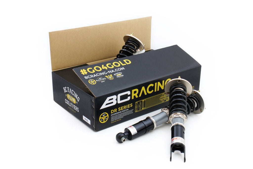08-14 Subaru WRX  BC Racing Coilovers - DS Type