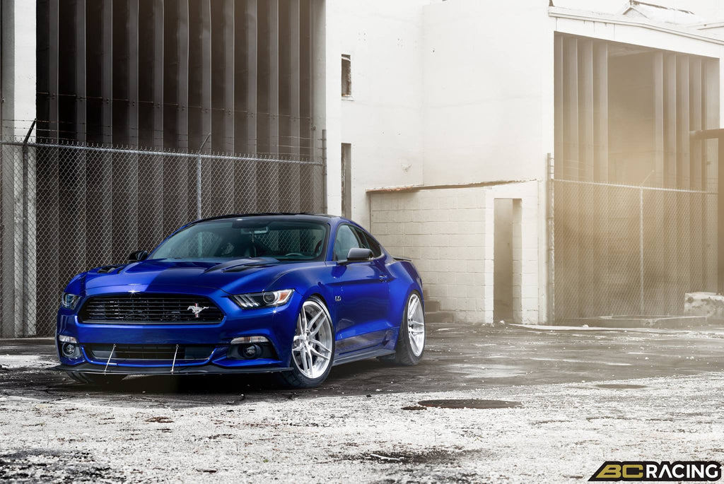 15-19 Ford Mustang BC Coilovers - Ecoboost, GT, and V6 Models