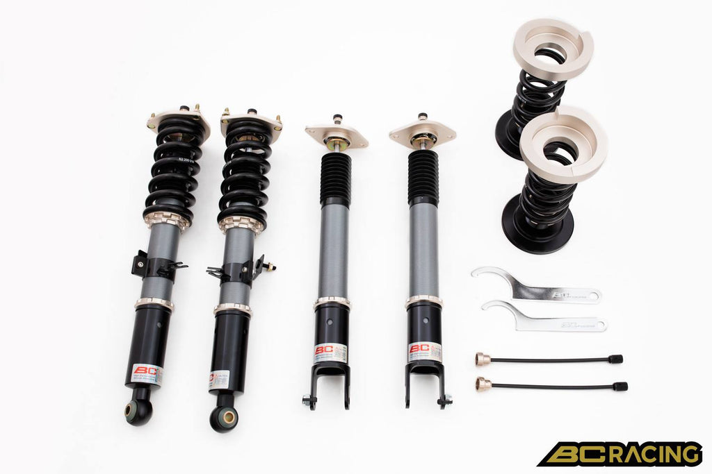 08-UP Mitsubishi EVO X BC Racing Coilovers - DS Type
