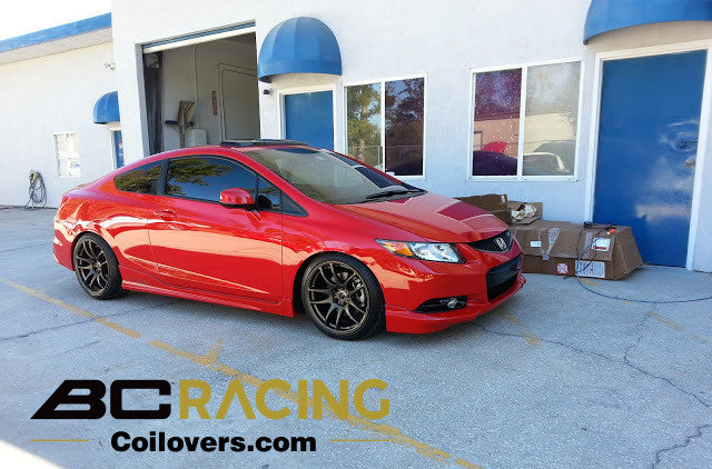 12 15 Honda Civic BC Racing Coilovers   BR Type