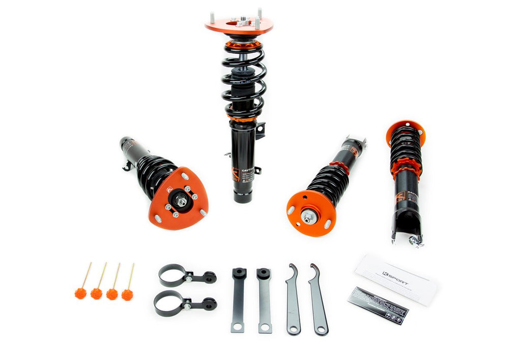 1999-2004 Porsche 996 Carrera-2 Ksport Coilovers- Kontrol Pro