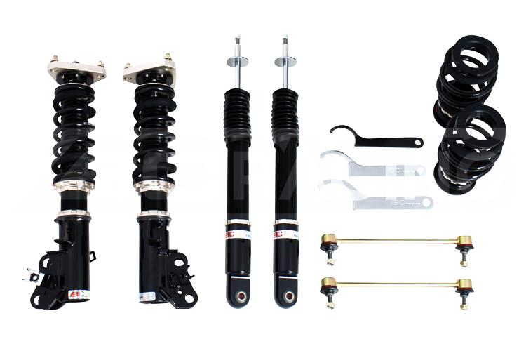 17-UP  Honda Civic SI BC Racing Coilovers  - BR Type