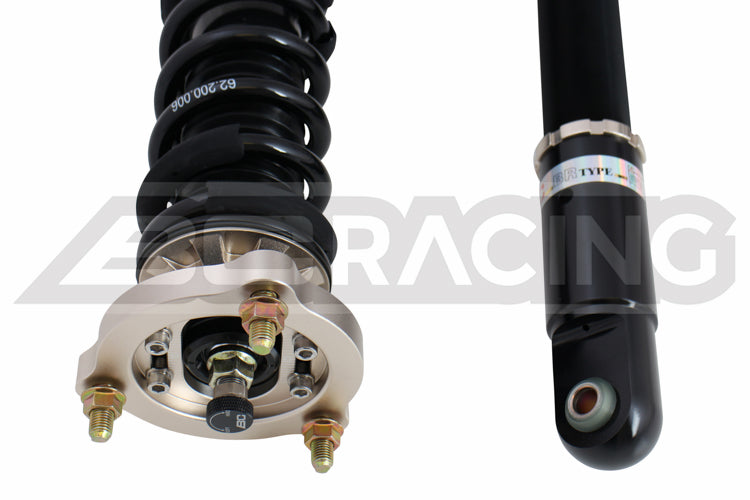 06-11 Honda Civic  BC Racing Coilovers - BR Type