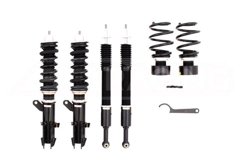 Honda Fit BC Coilovers