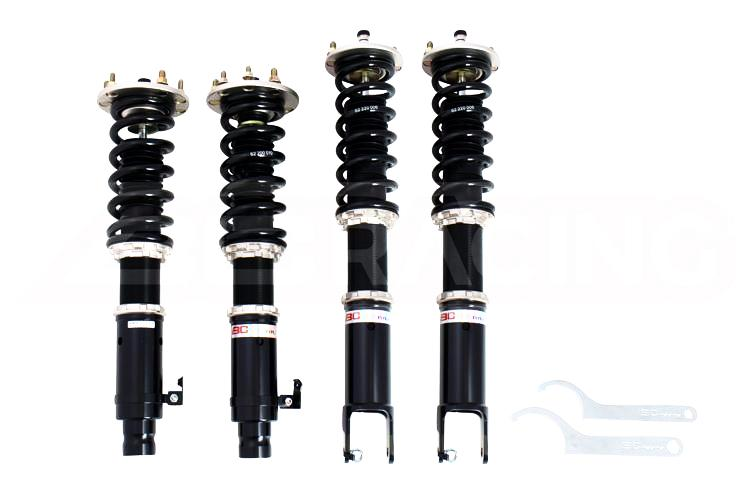 08-12 Honda Accord BC Racing Coilovers - BR Type