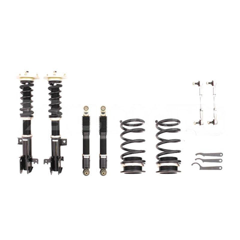99-04 Honda Odyssey USDM BC Racing BR Series Coilover Kit