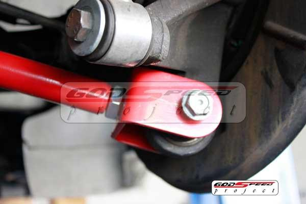 92-05 BMW 3-Series Godspeed Rear Camber Arms With Spherical Bearing
