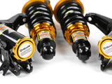 01-02 Acura MDX Yellow Speed Coilovers- Dynamic Pro Sport