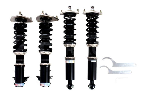 93-00 Mitsubishi Lancer / Mirage BC Racing coilovers - BR Type