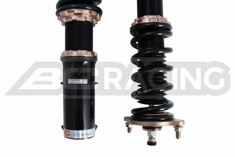 89-94 Mitsubishi Eclipse, Talon FWD BC Racing Coilovers - BR Type