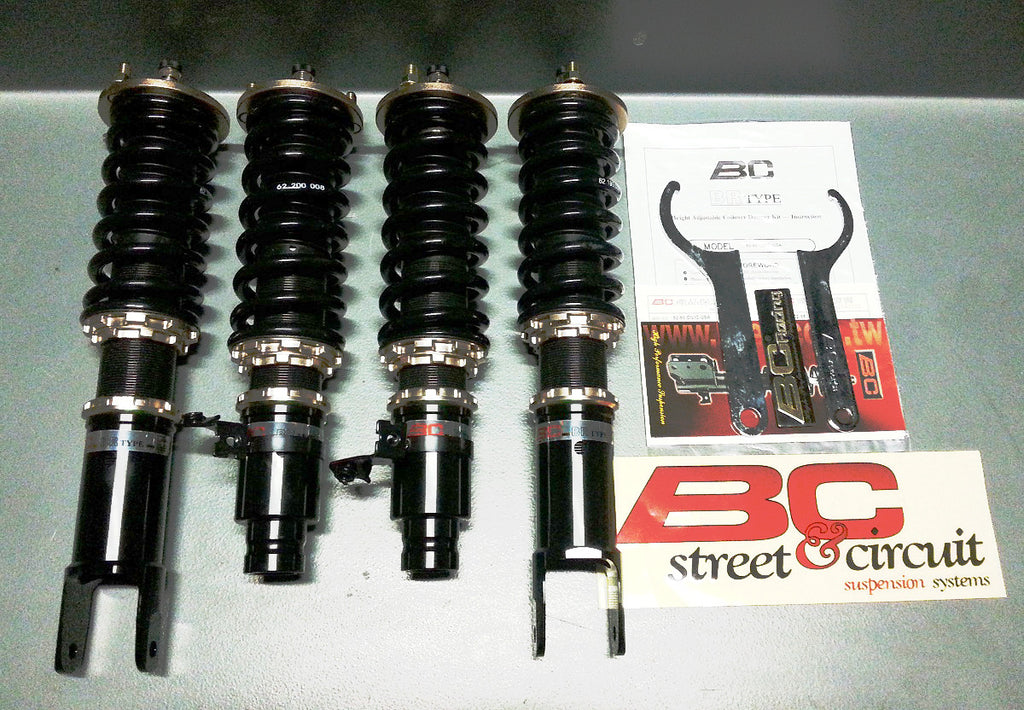EG Eivic Coilovers by BC Racing