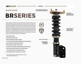 2015-2016 Mercedes-Benz C180 W205 BC Coilovers - BR Type