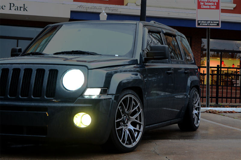 07 16 Jeep Patriot Bc Coilovers Br Type