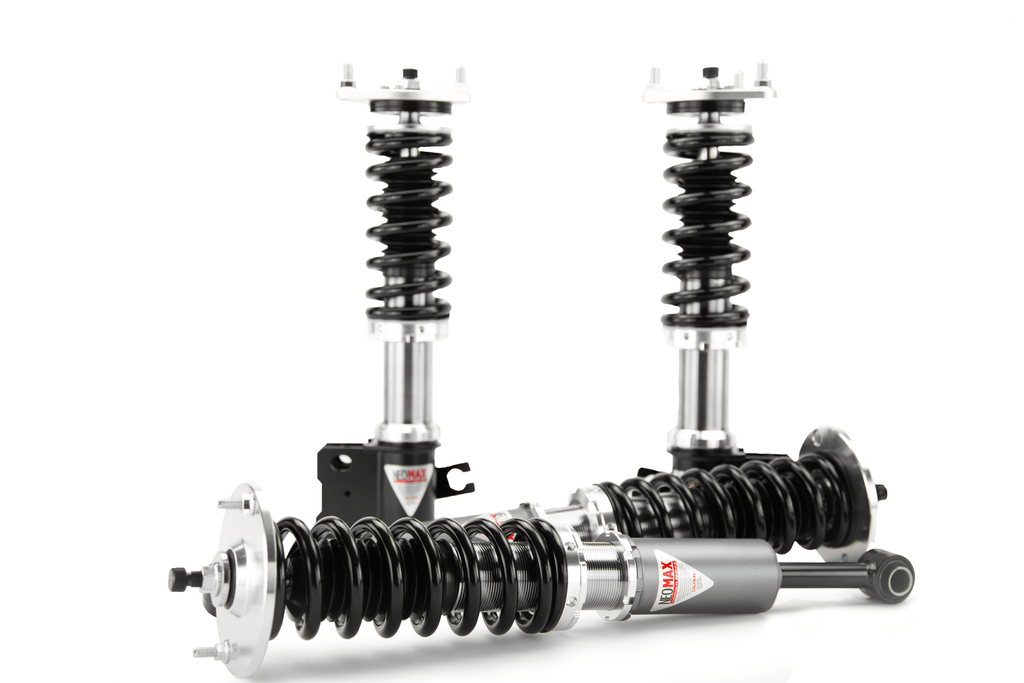 04-10 BMW 5 Series Touring E61 Silvers Coilovers - NEOMAX
